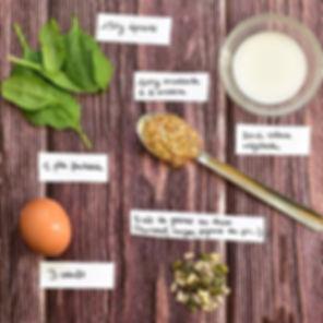 Une petite idée de la recette dont il s'