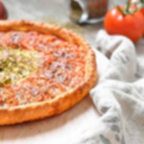 La fameuse l'indémodable tarte provençal