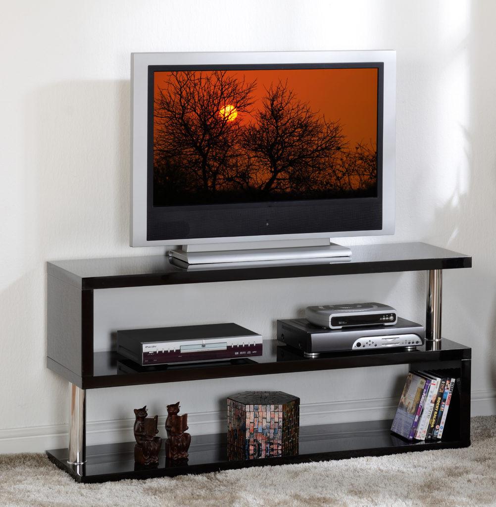 CHARISMA-TV-STAND-BLACK-GLOSSCHROME-05-C
