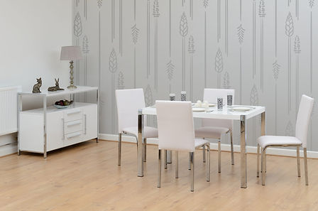 CHARISMA-DINING-SET-WITH-SIDEBOARD-WHITE
