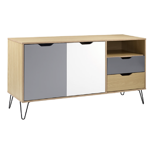 Bergen 2 Door 2 Drawer Sideboard