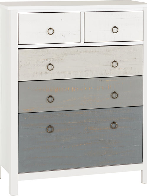 Vermont 3+2 Drawer Chest