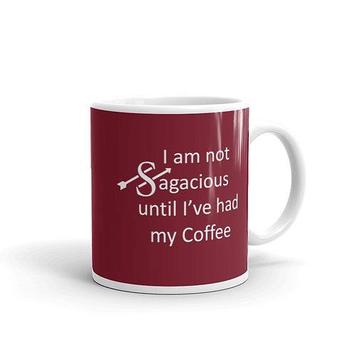 Mug; Red