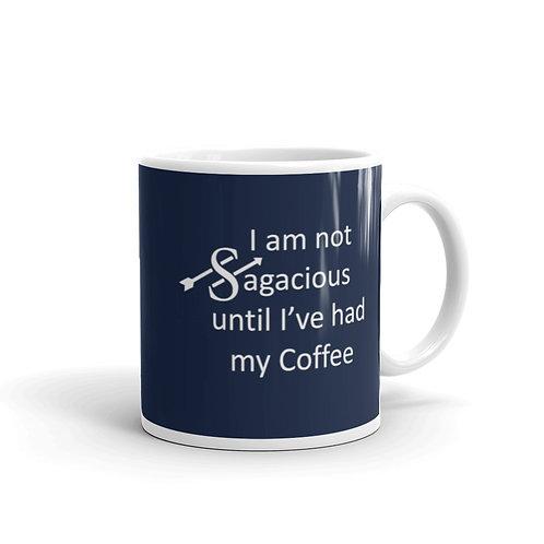 Mug; Navy Blue