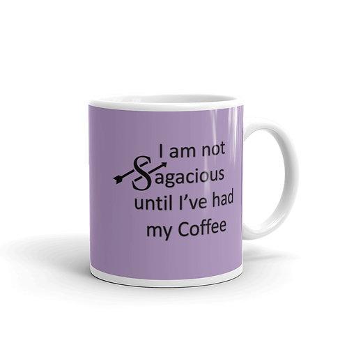 Mug; Purple