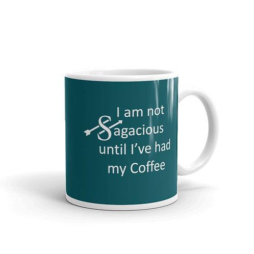 Mug; Green