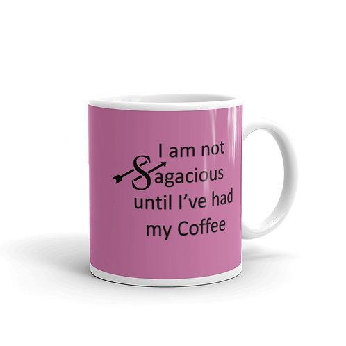 Mug; Pink
