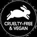 Cruelty-free & Vegan