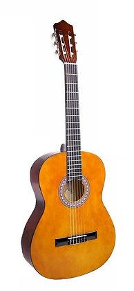גיטרה קלאסית + נרתיק גימור מבריק INFINITY KG-3911NT NATURAL