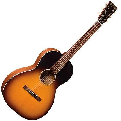 גיטרה אקוסטית + ארגז MARTIN 0017S Whiskey Sunset