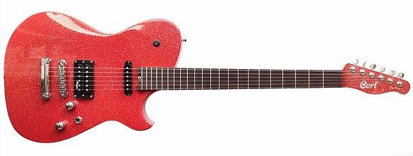 גיטרה חשמלית CORT MBC-1 RS Matthew Bellamy Signature