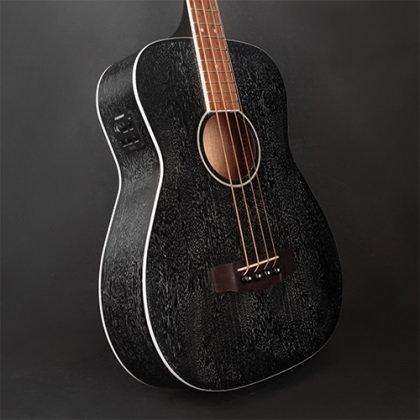 גיטרה בס אקוסטית מיני מוגברת כולל נרתיק CORT AB590MF