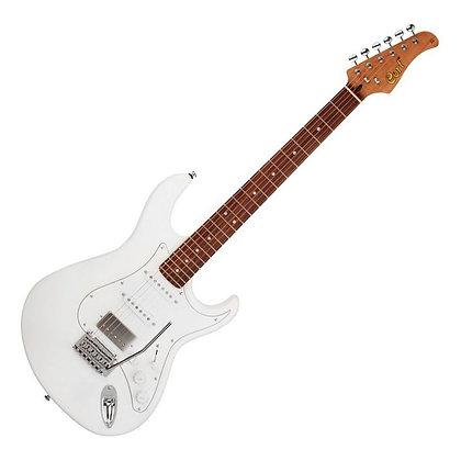 גיטרה חש'+וילקינסון CORT G260CS OW