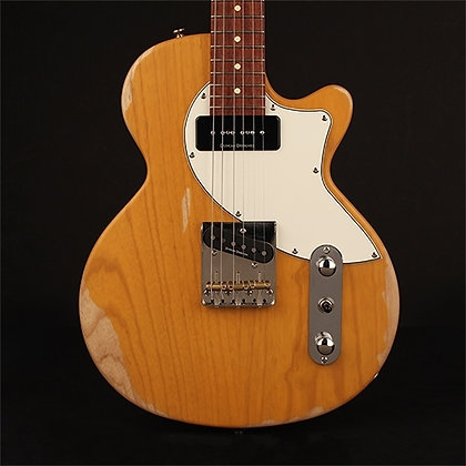 גיטרה חשמלית CORT SUNSET TC WBB