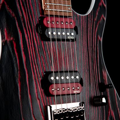 גיטרה חשמלית CORT KX300 ETCHED EBR