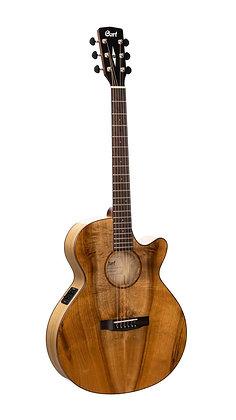 גיטרה אקוסטית מוגברת CORT SFX-Myrtlewood