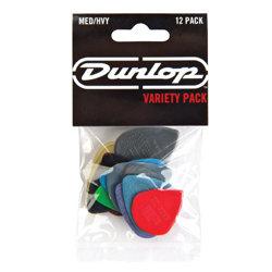 שקית עם 12 מפרטים הפופולריים ביותר DUNLOP PVP102 MD/HV