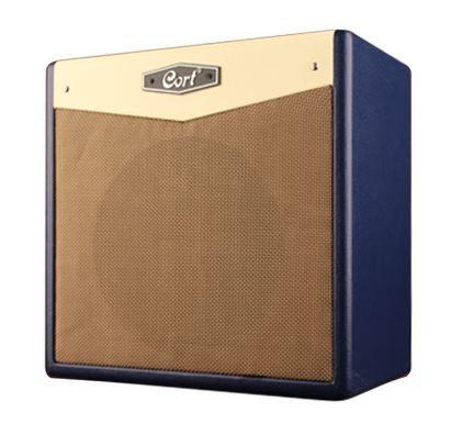 מגבר לגיטרה בצבע כחול 30 ואט CORT CM30R DB BLUETOOTH