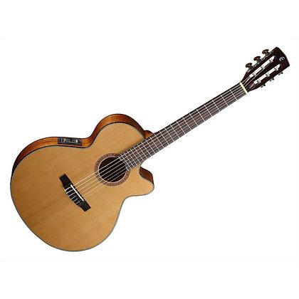 גיטרה קלאסית מוגברת CORT CEC-1OP