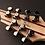 Thumbnail: גיטרה חשמלית 7 מיתרים CORT KX500MS SDG