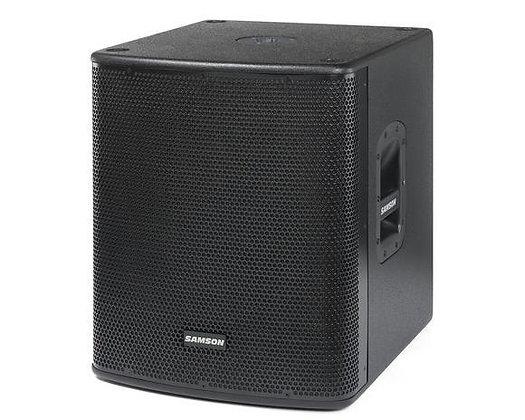 רמקול סאב מוגבר SAMSON Auro D1500 Active Subwoofer 1,000 watts