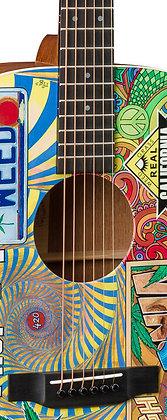גיטרה אקוסטית +ארגז MARTIN D420