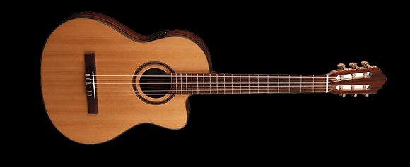 גיטרה קלאסית דקה מוגברת CORT AC-160CFTL CUTWAY