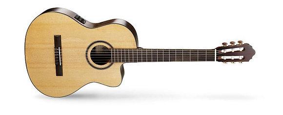 גיטרה קלאסית מוגברת CORT AC-160CF CUTWAY