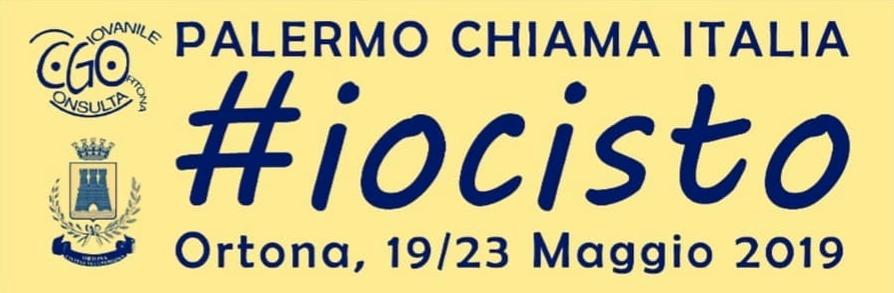 #iocisto Palermo chiama Italia Ortona