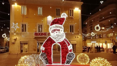 Si spende più dell'anno scorso per le luminarie natalizie ad Ortona?