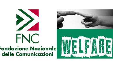 Fondazione Nazionale delle Comunicazioni. Bando insieme per il sociale-Welfare di Comunità 2018. Con