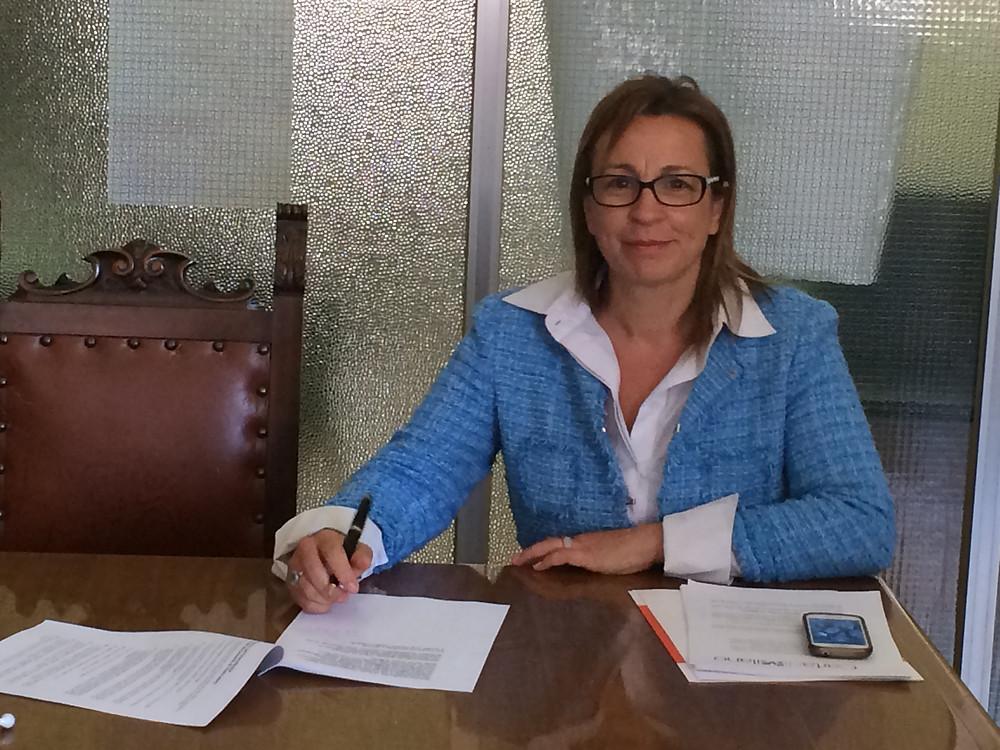Nadia Di Sipio, 53 anni