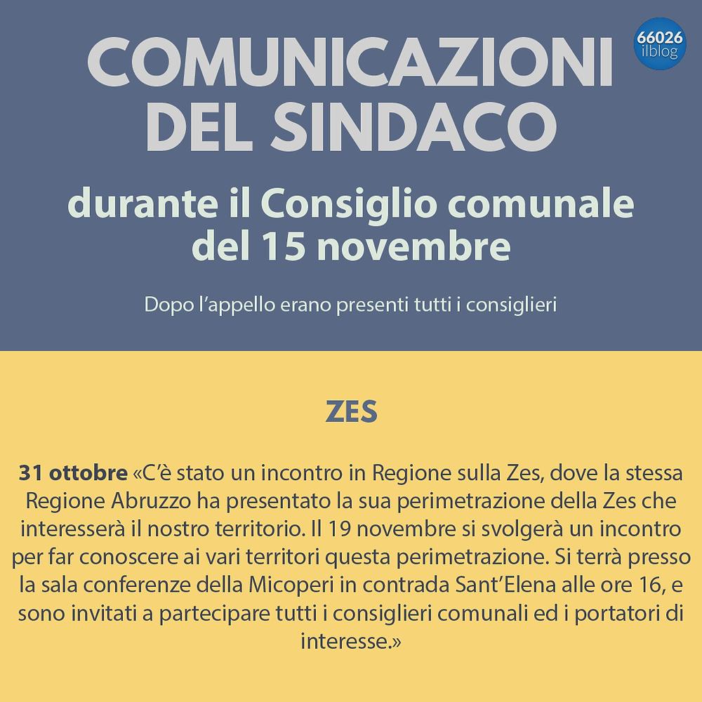 comunicazioni del Sindaco Leo Castiglione 1