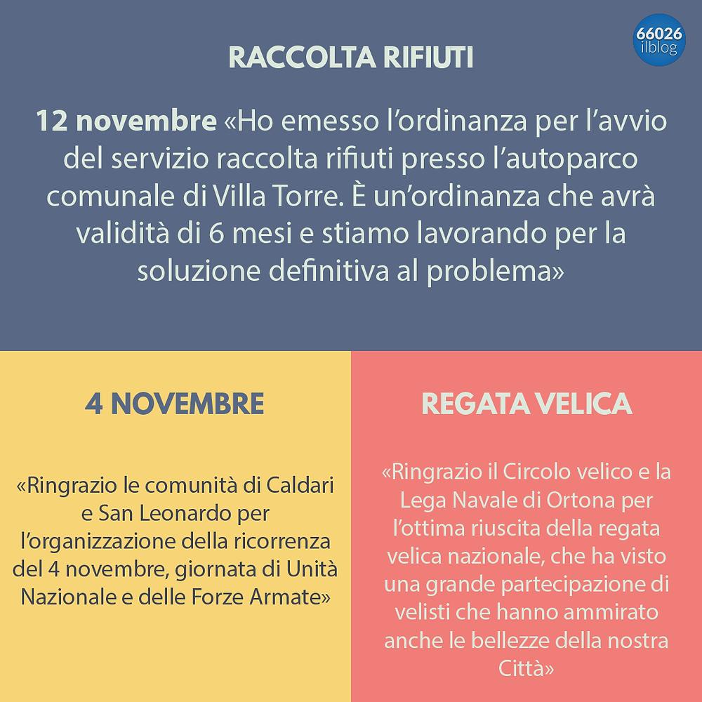 comunicazioni del Sindaco Leo Castiglione 3
