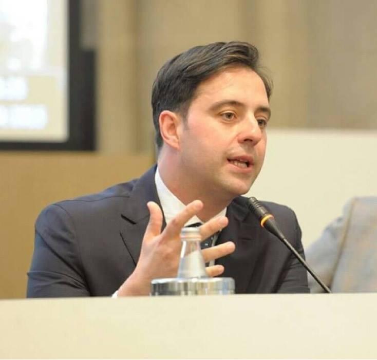 Camillo D'Alessandro, 41 anni