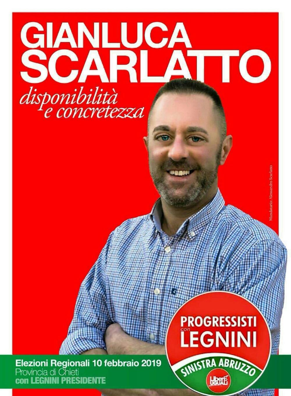 Gianluca Scarlatto