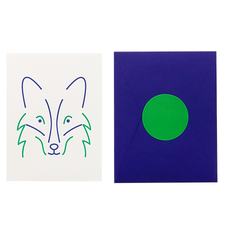 Animal Card_Wolf