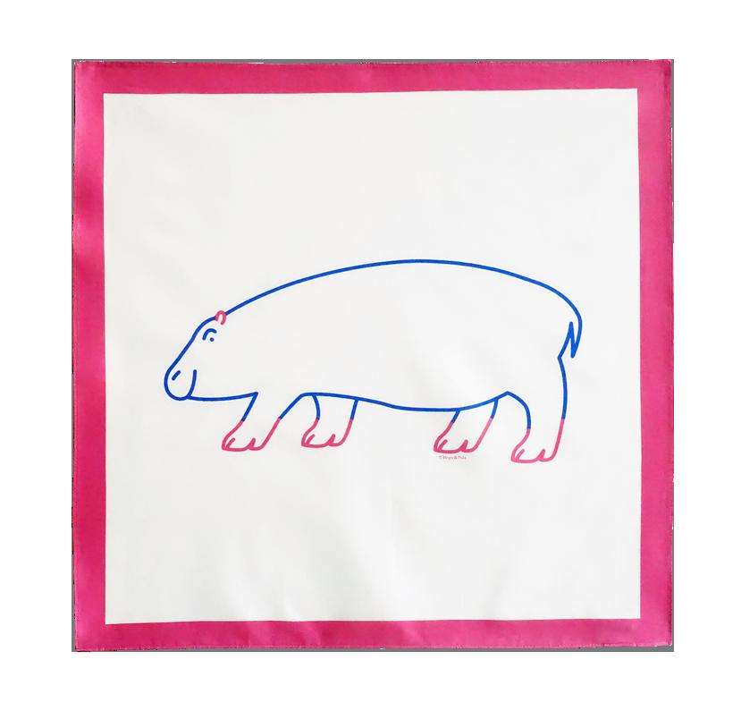 Pocket Frame - Hippo