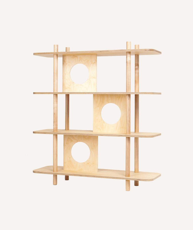 Slidable Frame Shelf