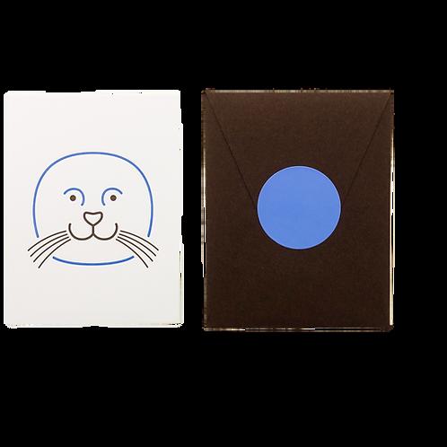 Animal Card_Seal