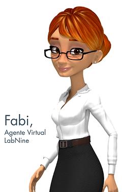 Agente Virtual LabNine