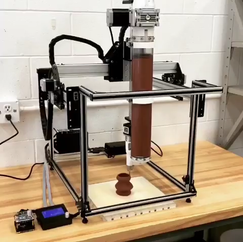 Open Source Clay Printer