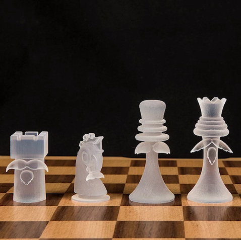 Chess With Mustaches