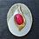 Thumbnail: CLASSIC  Ovale Oeil de chat Framboise