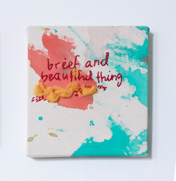 brief and beautiful thing