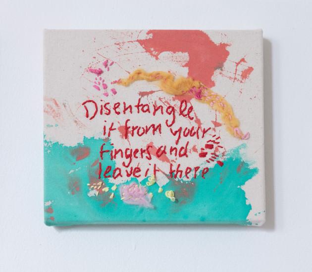 Disentangle it