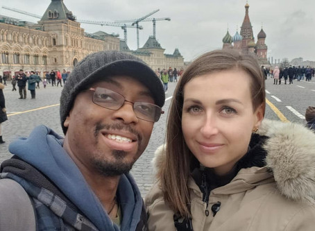 A Black Mans Visit to Russia