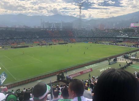 Medellin Soccer Experience: