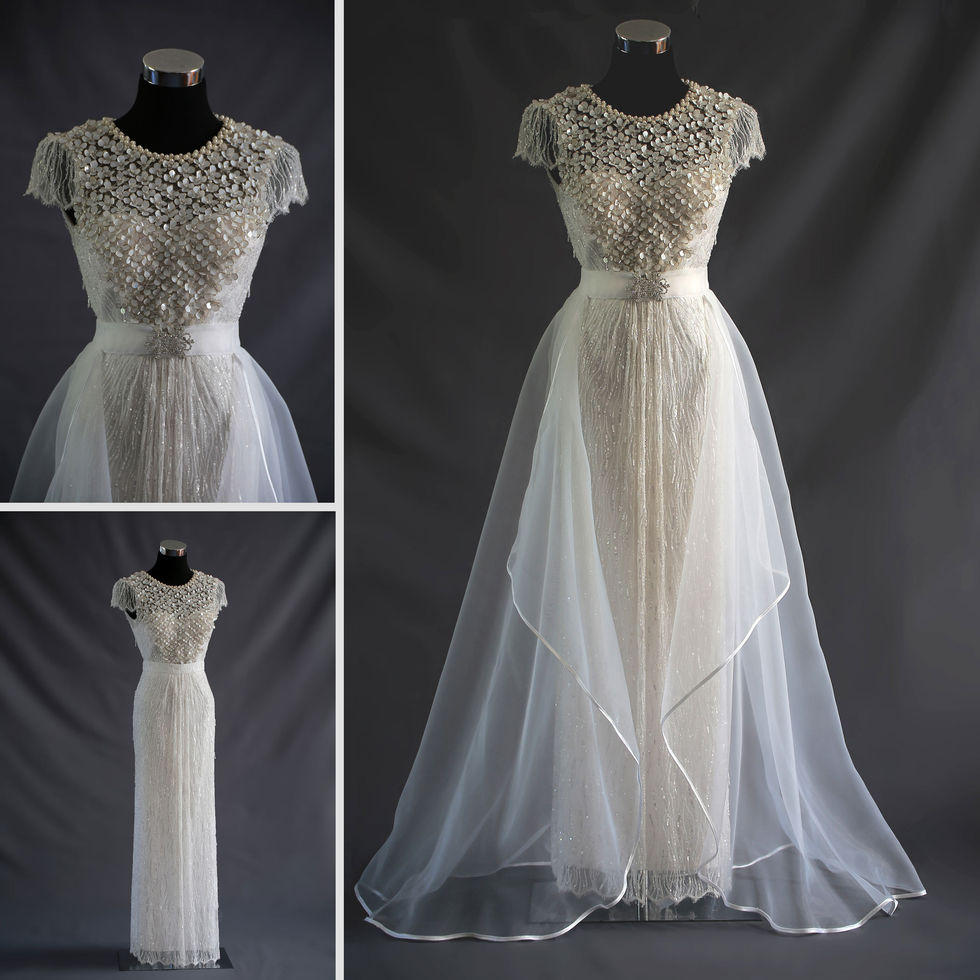 The Victoria Gown