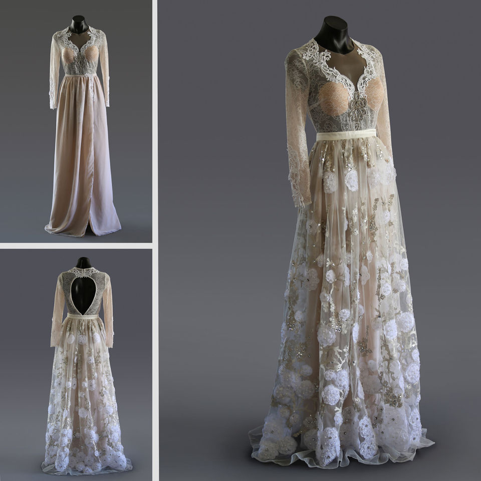 The Eden Gown